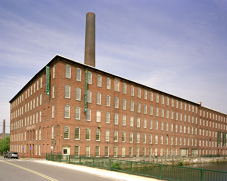 Farley White Interests Wannalancit Mill Lowell Ma
